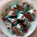 4pcs Cake Fun Charms - Watermelon a..